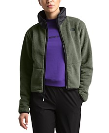 Women's Dunraven Sherpa Cropped Jacket