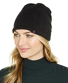 Ruched Fleece Infrared Lined Beanie