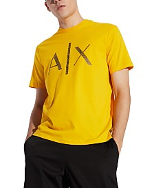 A|X Armani Exchange Cotton Logo T-Shirt