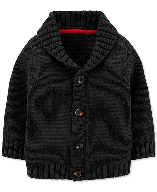 Carter's Baby Boys Cotton Cardigan