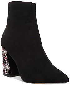 Betsey Johnson Kassie Booties