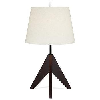 Pacific Coast Mid-Century Tripod Table Lamp