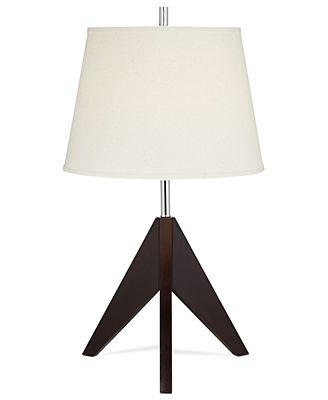 Pacific Coast Closeout Mid Century Tripod Table Lamp Lighting