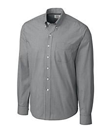 Men's Long Sleeve Gingham Shirt
