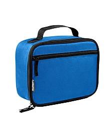 Fit & Fresh Insulated Soft-Sided Lunch Box for Kids and Adults, Lightweight, Leak Resistant, BPA Free