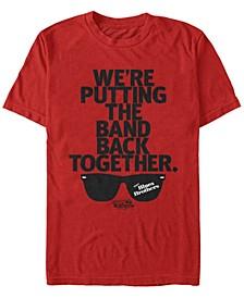 Men's Band Back Together Short Sleeve T-Shirt