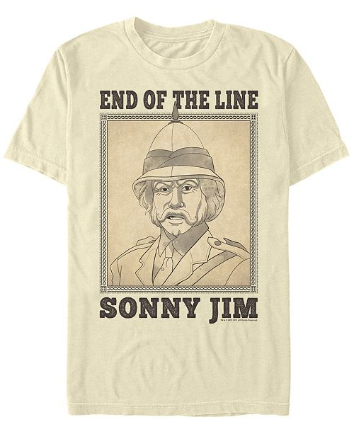 Sony Men's End Of The Line Short Sleeve T-Shirt