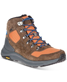 Merrell Men's Ontario 85 Waterproof Hikers