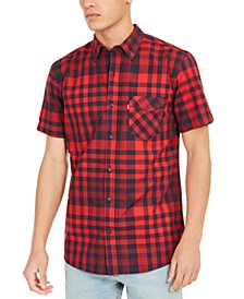 Men's Hodge Plaid Shirt