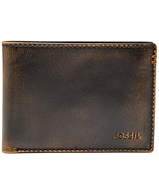 Men's Wade RFID Leather Wallet