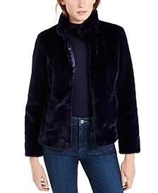 Faux-Fur Jacket, Created For Macy's