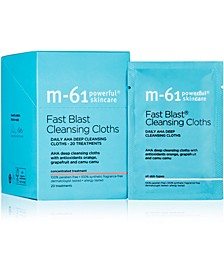 Fast Blast Cleansing Cloths, 20-Pk.