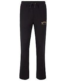 BOSS Men's Hadim Win Slim-Fit Jogging Trousers
