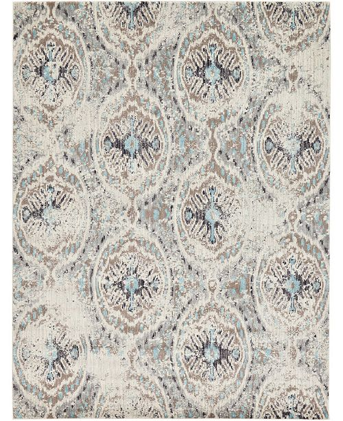 Bridgeport Home Wisdom Wis5 Ivory Area Rug Collection
