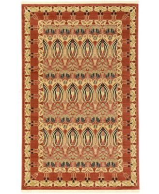 Orwyn Orw3 Red/Beige 2' 7