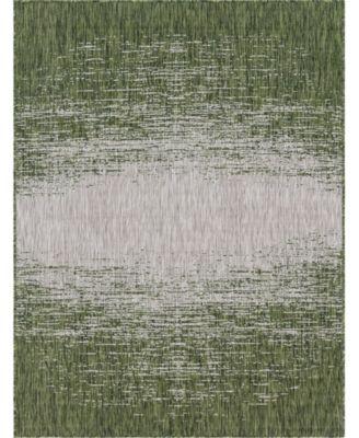 Pashio Pas7 Green 8' x 11' 4