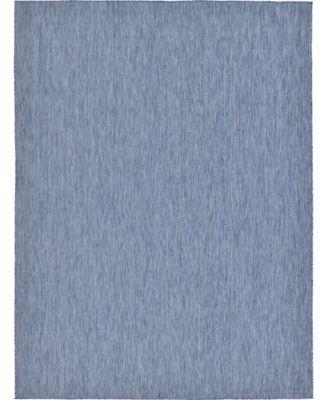 Pashio Pas6 Navy Blue 8' x 11' 4