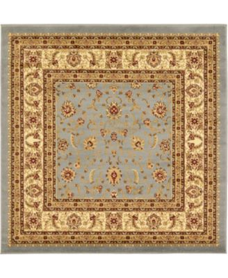 Passage Psg4 Light Blue 8' x 10' Area Rug