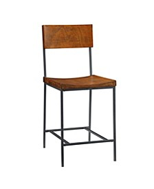 "Easley 24"" Counter Stool, Quick Ship"