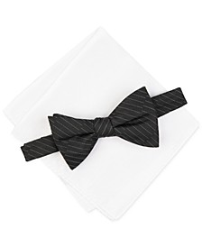 Men's Maximus Solid Bow Ties, Created For Macy's