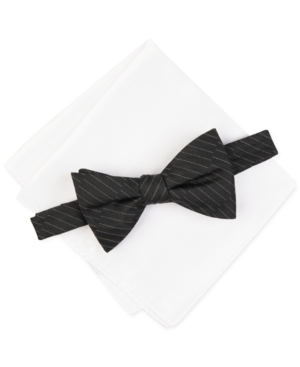 Alfani Men's Maximus Solid Bow Ties, Created For Macy's