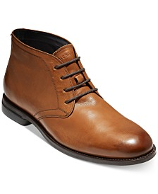 Cole Haan Men's Holland Grand Chukka Boots