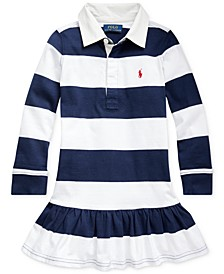 Little Girls Rugby Jersey Dress