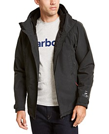Men's Rotor Waterproof Hooded Jacket