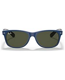 NEW WAYFARER Sunglasses, RB2132 55