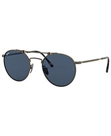TITANIUM Sunglasses, RB8147 50