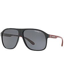 Arnette Men's Polarized Sunglasses, AN4243
