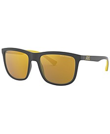 Armani Exchange Men's Sunglasses, AX4093S
