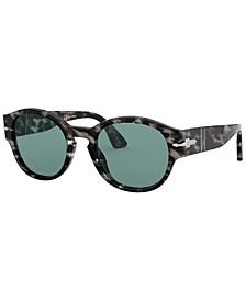Unisex Sunglasses, PO3230S