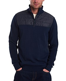 Men's Lundy Quarter-Zip Sweater