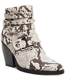 Madden Girl Kaleb Studded Booties