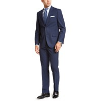 Deals on Nautica Mens Modern-Fit Active Stretch Basketweave Suit
