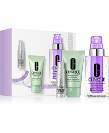 Clinique 4-Pc. Super Smooth Skin Your Way Set