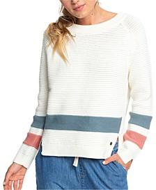 Juniors' Travel In Colors Sweater