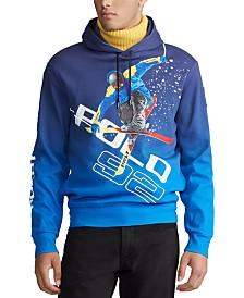 Polo Ralph Lauren Men's Skier Cotton Interlock Hoodie