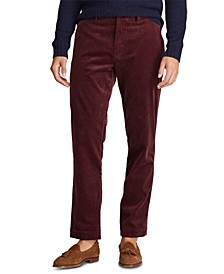 Men's Classic Fit Corduroy Pants