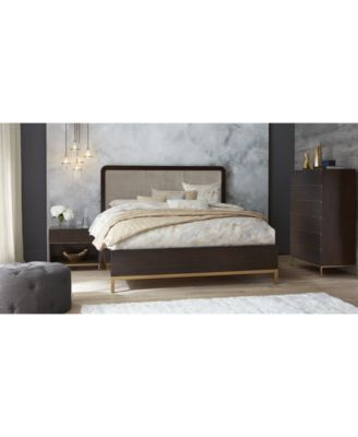 Hotel Collection Derwick Bedroom, 3-Pc. Set (California King Bed, Nightstand & Chest), Created for Macy's