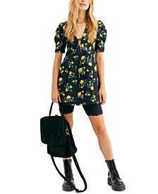 Adelle Printed Tunic Top
