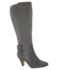 Bella Vita Troy II Wide Calf Tall Dress Boots