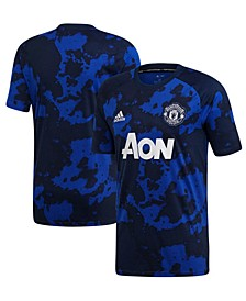 Men's Manchester United Club Team Pre Match Shirt