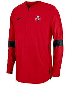 Men's Ohio State Buckeyes Lightweight Coaches Jacket