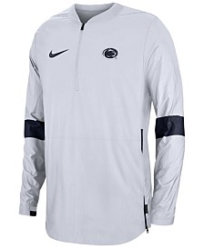 Nike Men's Penn State Nittany Lions Lightweight Coaches Jacket
