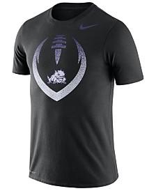 Nike Men's Texas Christian Horned Frogs Legend Icon T-Shirt
