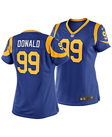 Women's Aaron Donald Los Angeles Rams Game Jersey