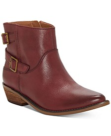 Women's Caelyn Leather Booties