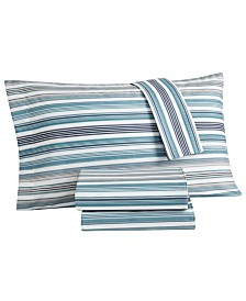 Henry Twin Printed 3 Piece Sheet set